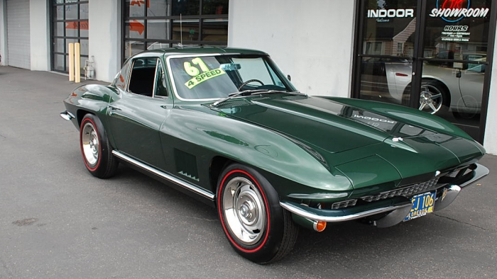 1967 Chevrolet Corvette Coupe - For Sale at The Chevy ...