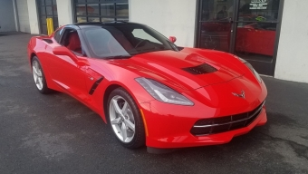 2015 Corvette Stingray Coupe