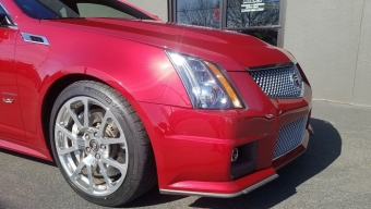 2011 Cadillac Lingenfelter CTS-V Coupe