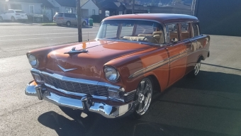 1956 Chevrolet Bel Air Wagon