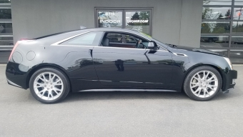 2011 Cadillac CTS Coupe